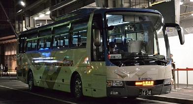 神奈中深夜バス