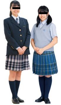 駒沢学園女子高等学校制服