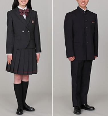 桜美林高校制服