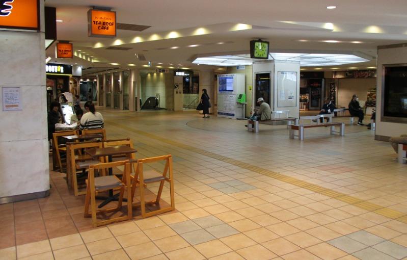 Fターミナルプラザ2