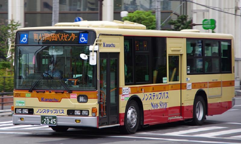 神奈川中央交通路線バス