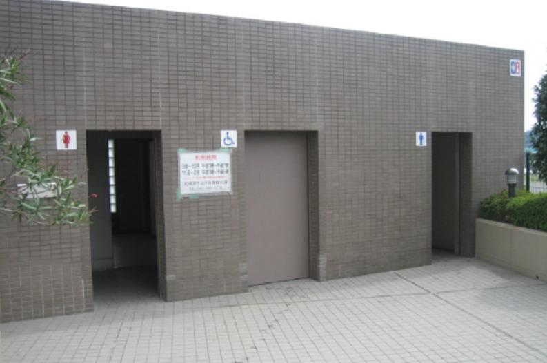 高田橋マンション2Fトイレ