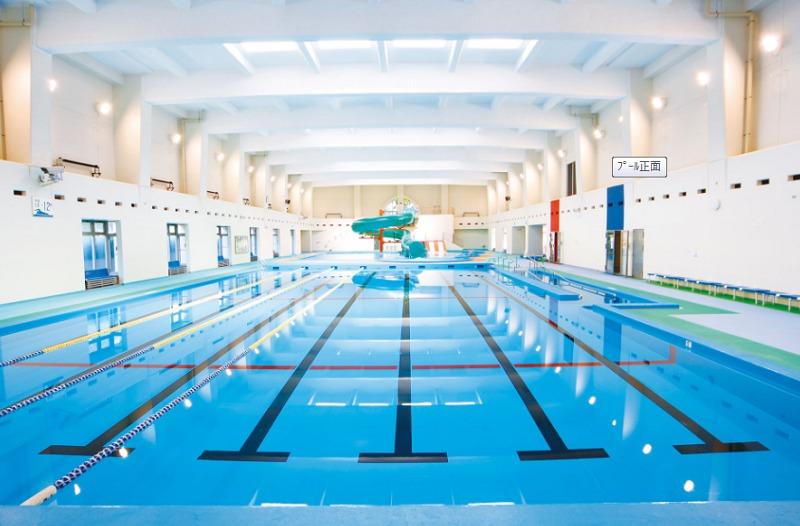 相模原市健康文化センター一般プール