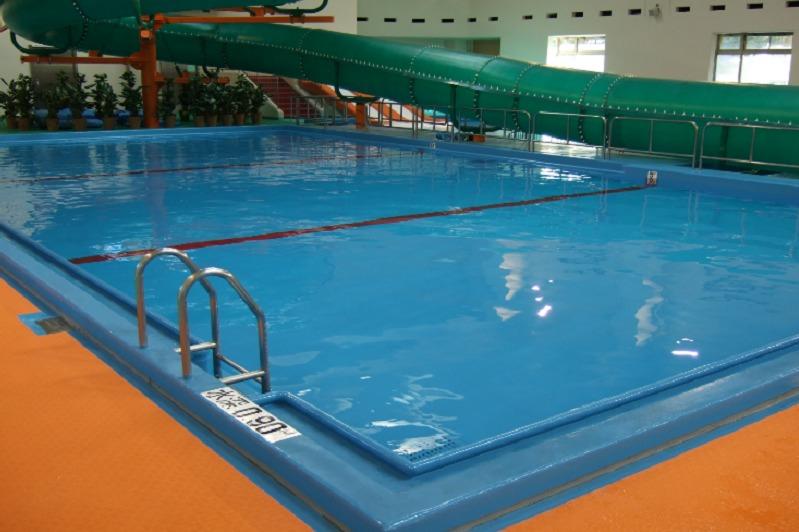 相模原市健康文化センター児童用プール