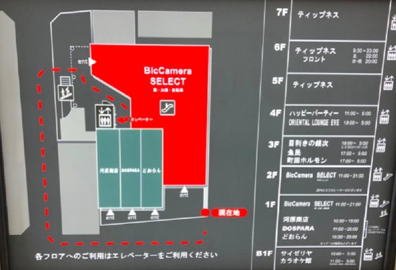 Tip's町田ビル