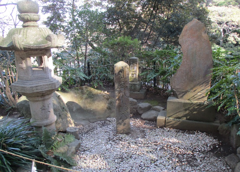 江の島 福石