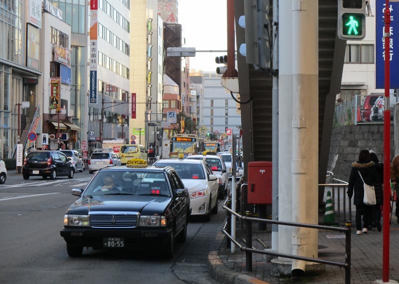 町田駅西口タクシー乗り場②