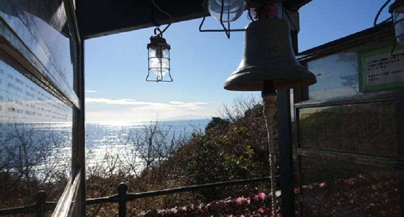 江の島:龍恋の鐘