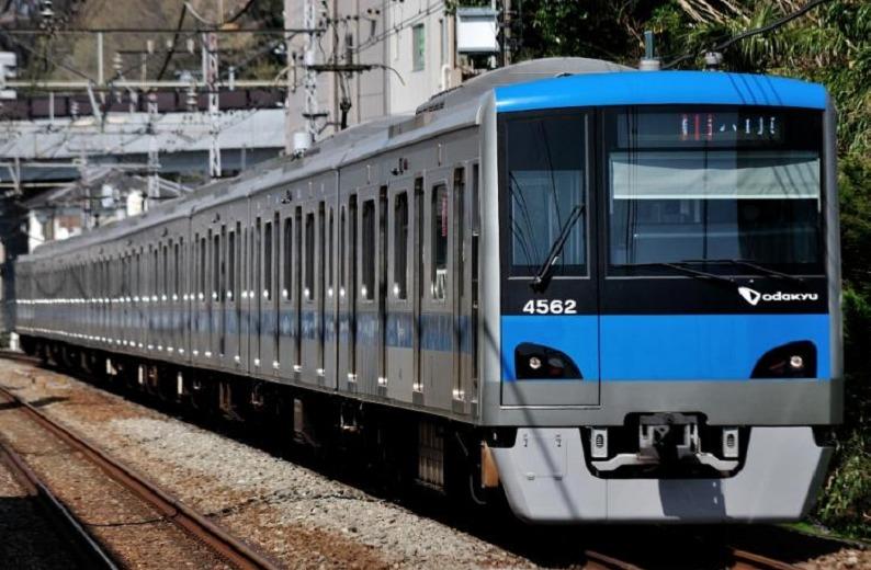 小田急線快速急行