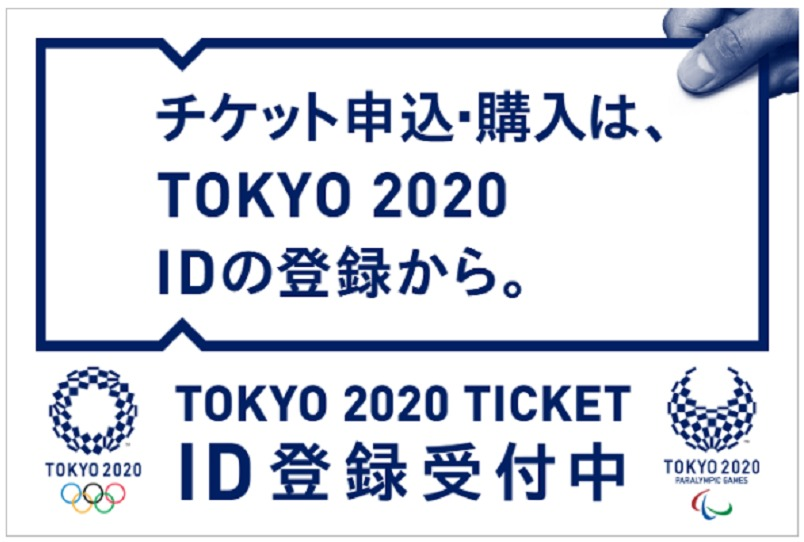 IDの登録方法