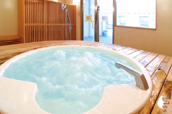 相模原市健康文化センター ジャグジー風呂