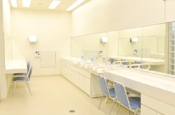 相模原市健康文化センター 化粧室